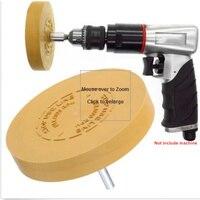 Auto entschleimung/farbe entfernen rad 90MM entschleimung rad pneumatische entschleimung und entlacken rad pneumatische werkzeug zubehör
