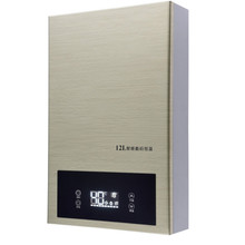 Water-Heater Natural Tankless Household Gas Temperature-Gas Liquefied Intelligent Electric