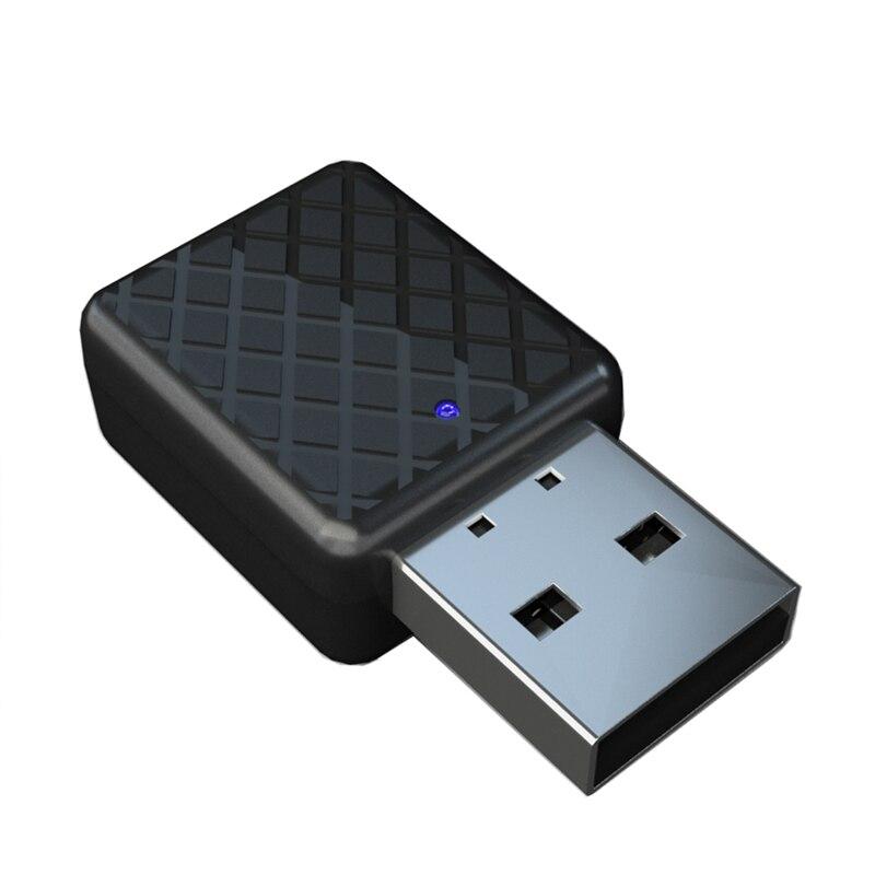 Bluetooth 5,0 аудио приемник передатчик Мини 3,5 мм Aux Стерео Bluetooth передатчик для телевизора ПК беспроводной адаптер для автомобиля