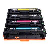Kompatibel für HP Toner Patrone 201X CF400X BK CF401X C CF402X Y CF403X M für HP Laserjet für M252 M252n m252dw MFP M277 M277n-in Drucker-Teile aus Computer und Büro bei