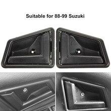 New 1988-1999 Suzuki Vitara Car Interior Inside Handle Left and Right Door Handle Replacement for 1991-1998 Sidekick GEO Tracker