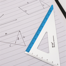 Variety Ruler Protractor Geometry Drawing-Measurement Triangleruler-Straightedge Aluminum-Alloy