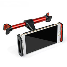 AIYIMA 4-12 inch Car Mobile Phone Holder Adjustable Rotation Tablet Stand Bracket Mount for iPad iPhone xiaomi Samsung