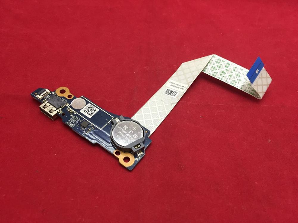 OEM for Dell G Series G3 3779 3579 3590 USB   SD Card Reader IO Board w Cable CHC03 J5NYF GC0DD