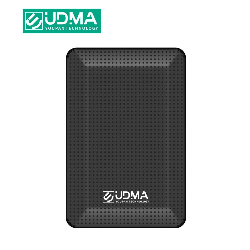 UDMA New Style External Hard Drives USB3.0 320GB 500GB 1TB 2TB Storage Portable HDD Disk for PC, Mac,Tablet, Xbox, PS4,TV box