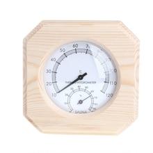 Sauna-Room Wood Temperature-Instrument New