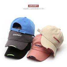 Sleckton 2020 Новая бейсбольная кепка для мужчин и женщин хлопковая