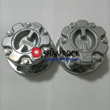 Manual Freewheel Hub OEM MB886389 for Mmitsubishi Pajero Montero Triton L200 L300 4WD 2PCS