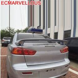 Modyfikacja dekoracyjna akcesoria zewnętrzne zmodyfikowane Automovil spoilery skrzydłowe 09 10 11 12 13 14 15 16 dla Mitsubishi Lancer-ex
