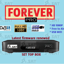 Оригинальная цифровая ТВ-приставка forever foreverPRO starsat GIANT tiger mediastar echolink, только в комплект не входит приложение