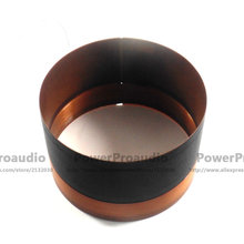 1pcs Hiqh Quality 114mm Voice coil Square Wire 8 Ohm For Loudspeaker Repair(China)