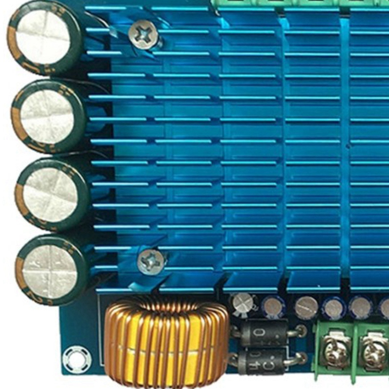 XH-M180 tda7850 carro 4 canais 12v de