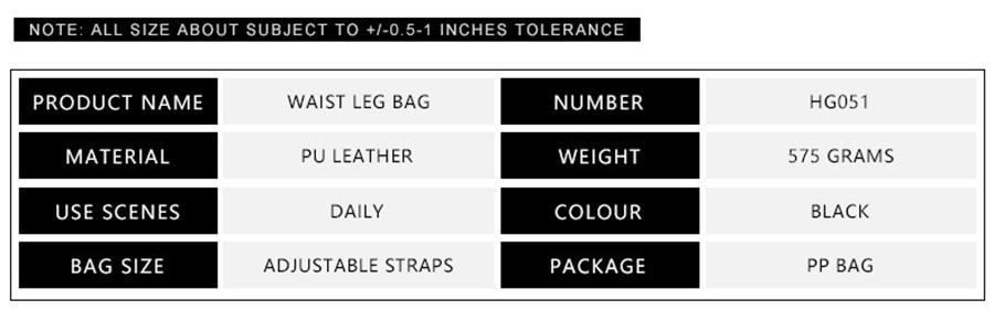 steampunk cintura perna sacos do mensageiro sacos