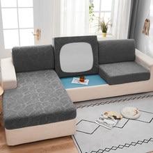 Fabirc Sofa kissen abdeckung 1/2/3/4 sitzer starke Schutzhülle couch sofa ecke sofa abdeckungen stretch elastische sofa abdeckungen