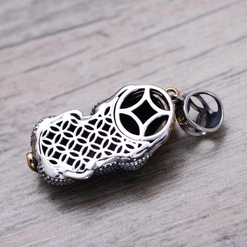 Купить ювелирное изделие из стерлингового серебра 925 пробы pi yao