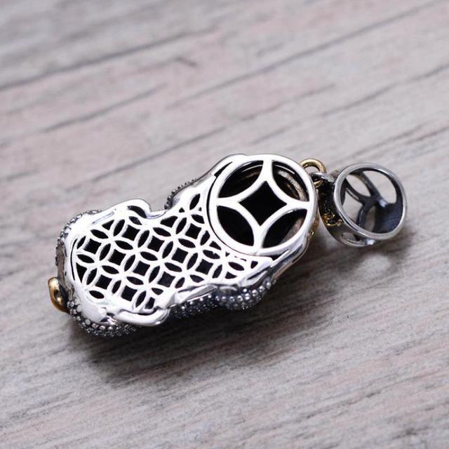 Фото ювелирное изделие из стерлингового серебра 925 пробы pi yao цена