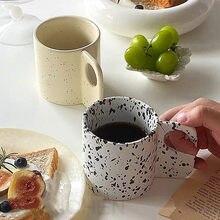 Nowy rok oryginalna ceramika kubki do kawy spersonalizowany zabawny kubek do Espresso picie herbaty Stranger Things Kawaii prezent dla miłośników
