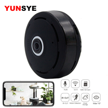 YUNSYE 960P/1080P 360 security wifi camera panorama camera IP CCTV video surveillance fisheye camera two audio Baby Monitor P2P shrxy 360 degree smart ipc mini wireless ip fisheye camera two way audio p2p 960p hd security wifi camera golden color