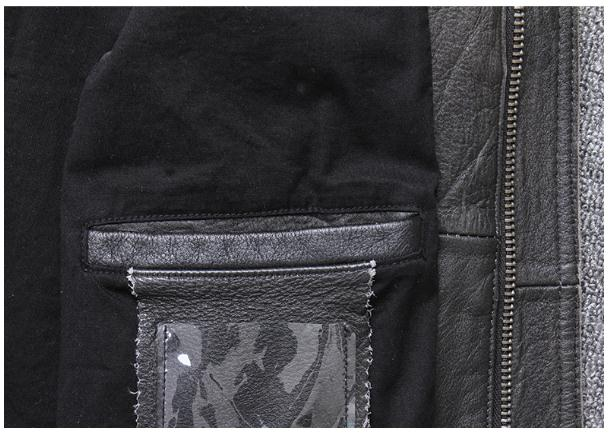 Hfb8e23dca2214d98a3eaf94881071883X YR!Free shipping.sales.Clearance.$99.99 cowhide jacket.mens genuine leather coat.fashion vintage casual leather outwear.classic