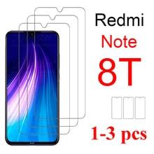 3pcs protective glass on for xiaomi redmi note 8t 8pro redmi 8a screen protector redme note 8 t pro redmi8 a Tempered glass film