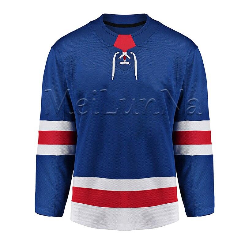 Henrik Lundqvist Artemi Panarin Kaapo Kakko Chris Kreider Staal Zibanejad Men Youth Mark Messier Wayne Gretzky New York Jerseys