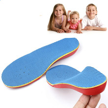 Children Kids Orthopedic Insoles For Shoes Flat Feet Arch Support X-o Leg Correction Shoe Inserts Plantillas Para Los Pies Eva