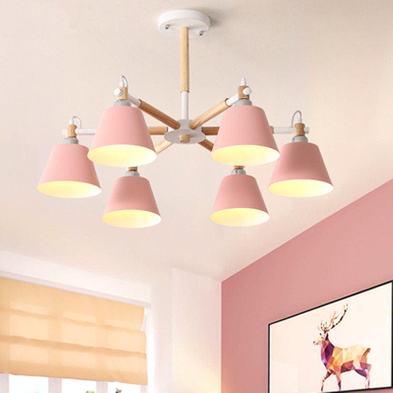 Nordic Pendant Lamps For Bedroom Reading Wall Sconce Bedside