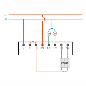Image 5 - شحن سريع Aqara Eigenstone اتجاهين وحدة التحكم اللاسلكية التتابع تحكم 2 قنوات العمل للمنزل الذكي APP المنزل عدة