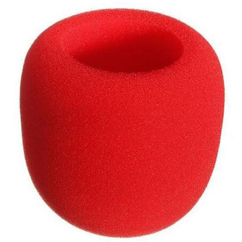10pc Pro Antipop Microphone Foam Cover Sponge Windshield Mic Shield 5 Colour