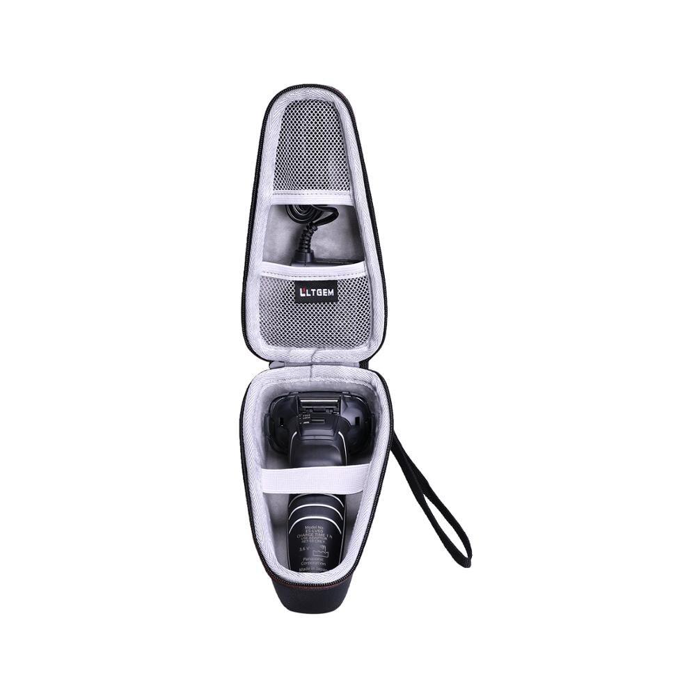 LTGEM Водонепроницаемый EVA Жесткий Чехол для Panasonic Arc 5 бритва с технологией Shave Sensor, ES-LV65