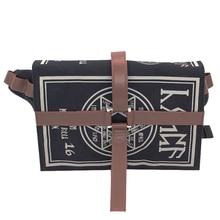 Gothic Magical Ban Boek Messenger Crossbody Bag Gift Cosplay Verstelbare Voor Studenten Nieuwe