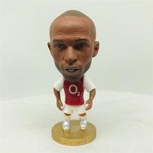 ARS futebol Liga Dos Desenhos Animados Boneca Astro do Futebol #14 # Henry Figurinhas Vermelho Clássico