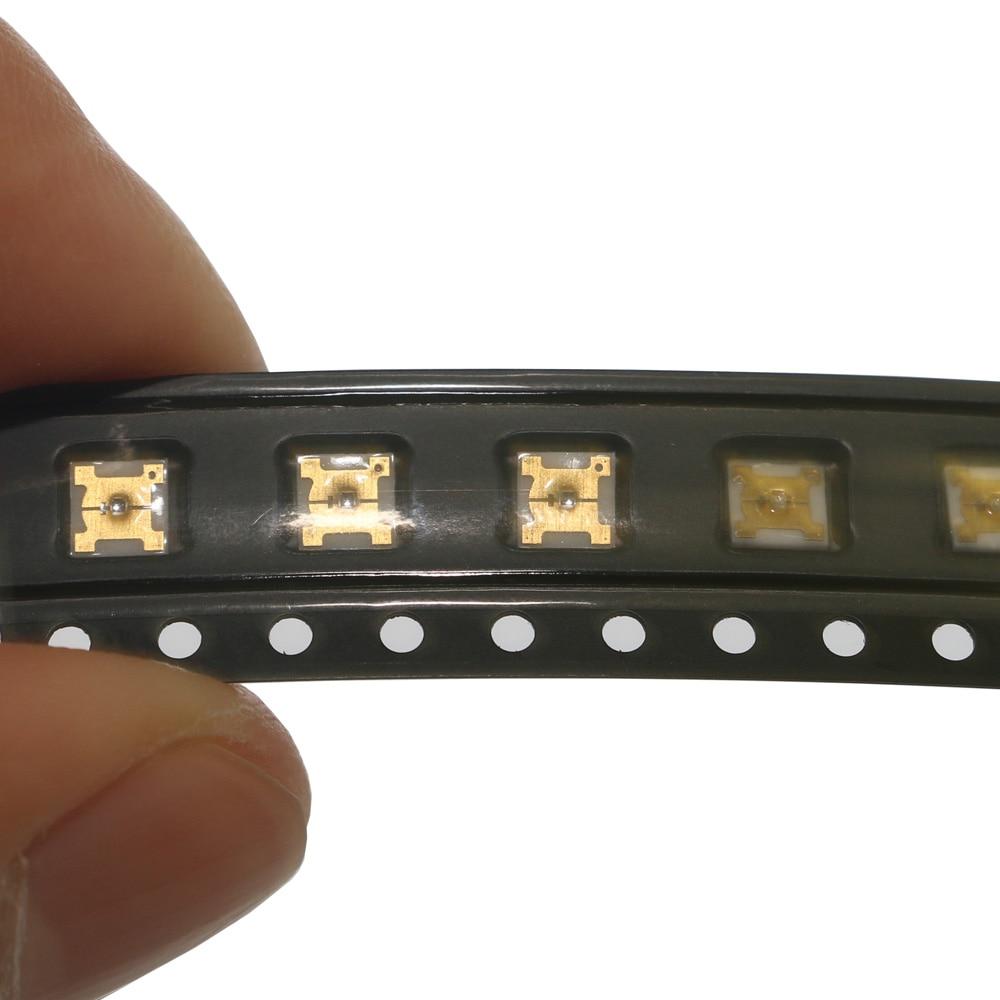 1Piece 3535 LED Chip UVC UVB 275nm 310nm 5-6V 20MA 0.1W 1W For Sanitize Ultraviolet LED Desinfect Sterilization Module