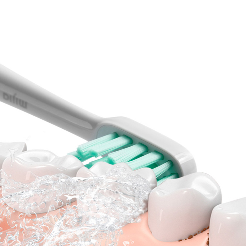 ORIGINAL XIAOMI MIJIA Sonic Electric Toothbrush T300 Rechargeable Waterproof Tooth Brush Adult Smart Ultrasonic Teeth Brush Soft