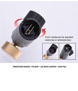 Image 3 - LaLeyenda M22 14MM Fit Snow Foam Generator Nozzle Pressure Washer Gun Car Auto Accessories For Karcher HD/HDS/KRANZLE/Ubermann
