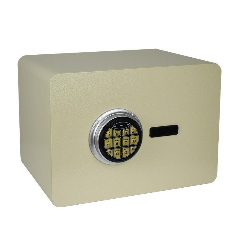 Safety Box Anti-theft Electronic Storage Bank Security Money Jewelry Storage Collection Home Office Security Storage Box DHZ042