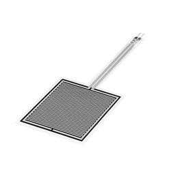 Rfp612 sensor de pressão de filme fino piezoresistive ultra-fino interruptor de pressão de almofada tátil