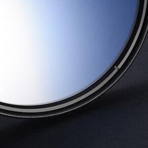 Image 4 - Knightx 24 컬러 필터 nd uv 니콘 캐논 소니 a6000 액세서리 eos 렌즈 사진 dlsr d3200 a6500 49 52 55 58 62 67 72 77 mm