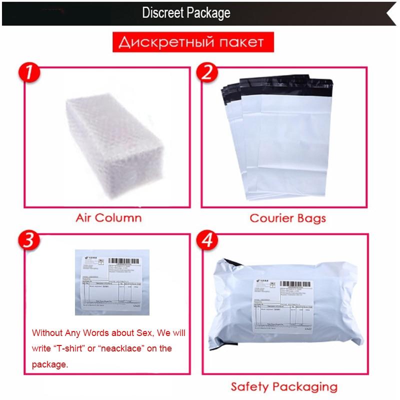 Discreet package