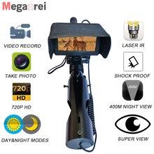 Megaorei 2021 New Night Vision Riflescope Hunting Optics Scopes Sight Tactical 850nm Laser IR Night Vision Hunting Camera
