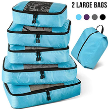 Packing Cubes Travel Luggage…