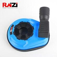 Raizi taladro Universal con cubierta de cubierta para polvo, herramienta para perforación, recolección de polvo, martillo eléctrico rotativo, accesorio para colector de polvo