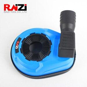 Image 1 - Raizi taladro Universal con cubierta de cubierta para polvo, herramienta para perforación, recolección de polvo, martillo eléctrico rotativo, accesorio para colector de polvo