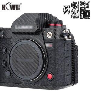 Image 1 - Защитная пленка Kiwi для корпуса камеры с защитой от царапин для Panasonic Lumix DC S1H Camera 3M, наклейка с рисунком из углеродного волокна