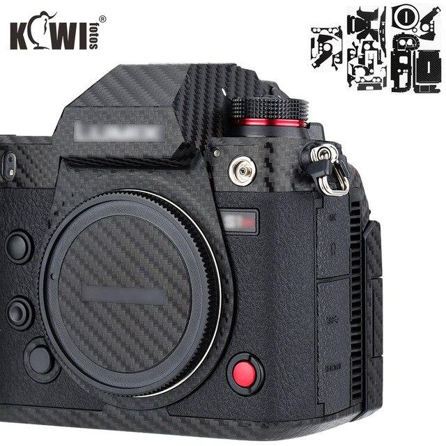 נגד שריטות מצלמה גוף כיסוי עור סיבי פחמן סרט עבור Sony RX100 VII RX100VII RX100M7 RX100 סימן VII מצלמות 3M מדבקה