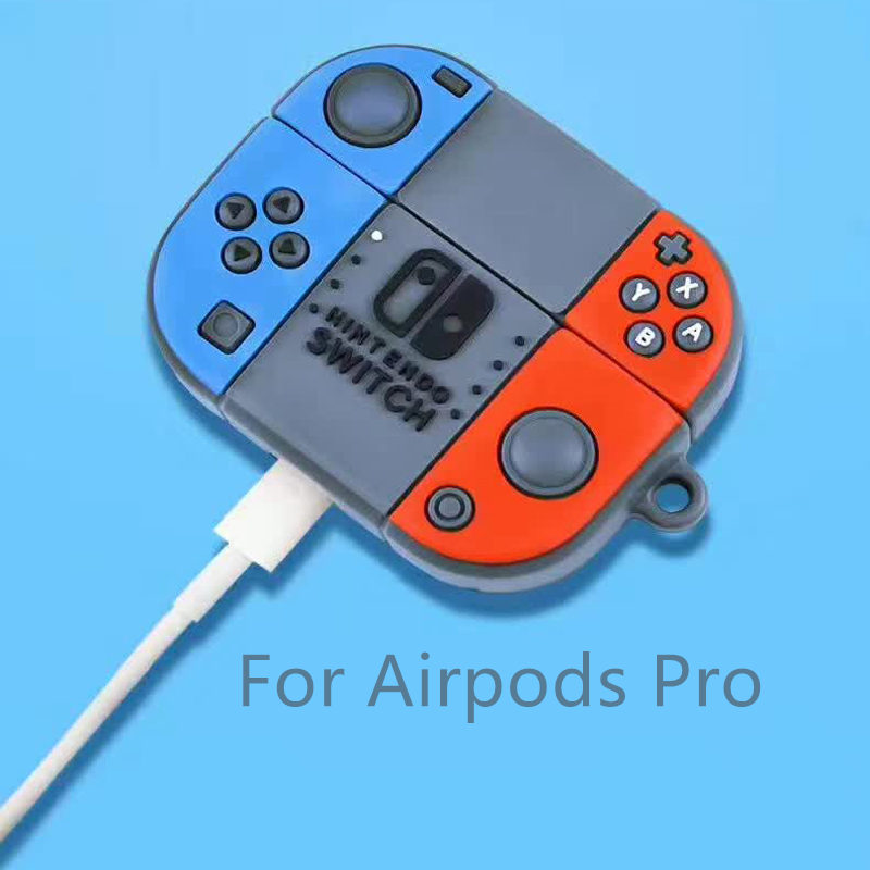 LoveRony 3D Silicone Case for AirPods Pro 47