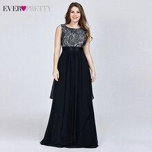 Plus rozmiar kwiecista koronka sukienki druhen kiedykolwiek ładna linia Ruffles bez rękawów O Neck warstwa eleganckie suknie na przyjęcia weselne 2020