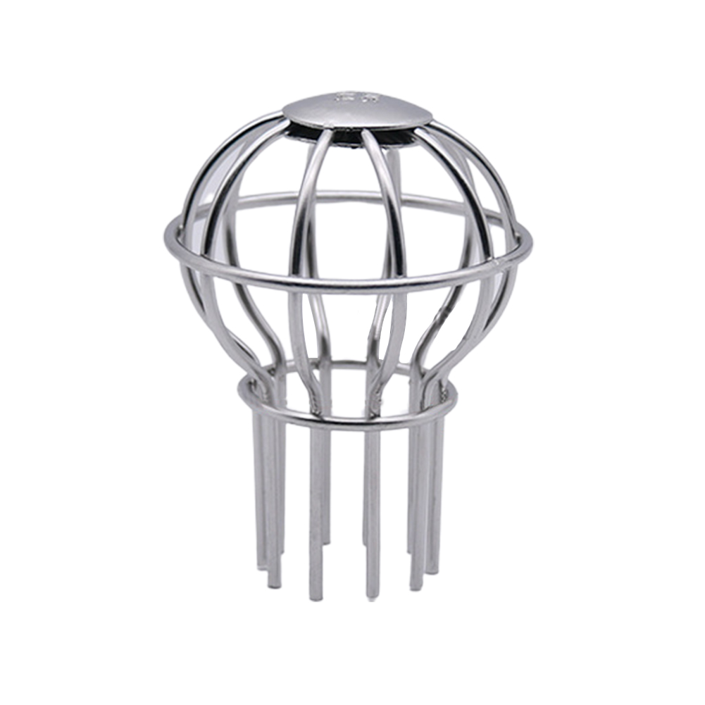 Cleaning Filter Strainer Floor Anti-clogging Rooftop Tool Garden Gutter Guard Debris Outdoor Stops Leaves Drain Stainless Steel Quell Summer Thirst