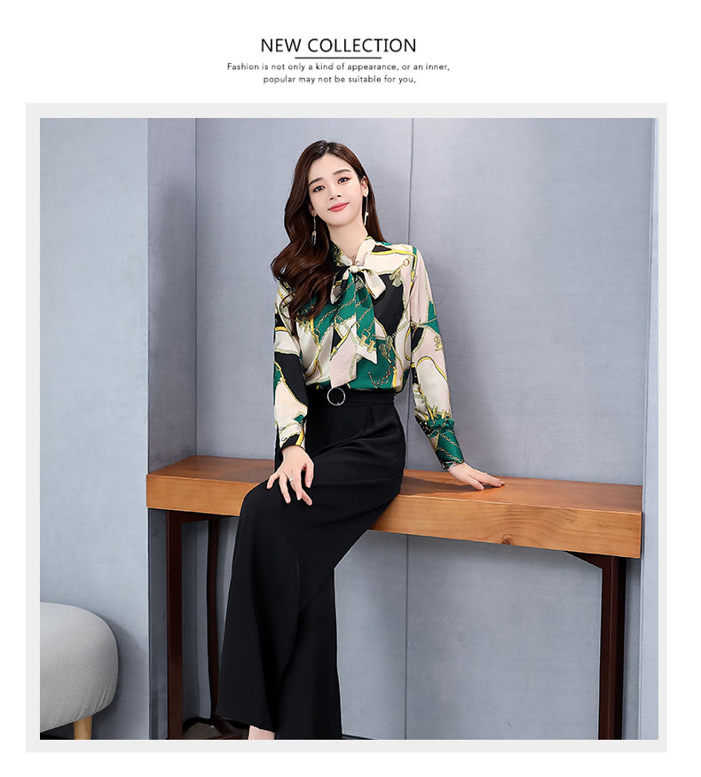 Hfb94970fd93a4688a2fc20eee667d1beT - Summer Two Piece Set OL Women Sets Plus Size Two Piece Set Top And Pants Wide Leg Pants Woman Tracksuit /outfit/suit/Set 2 Piece