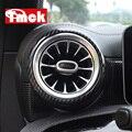 Наклейка на приборную панель для автомобиля  боковая сторона  кондиционер  вентиляционное отверстие  кольцо  крышка  накладка  рамка для ...